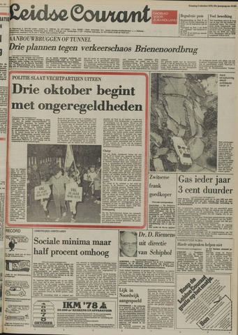 Leidse Courant 1978-10-03