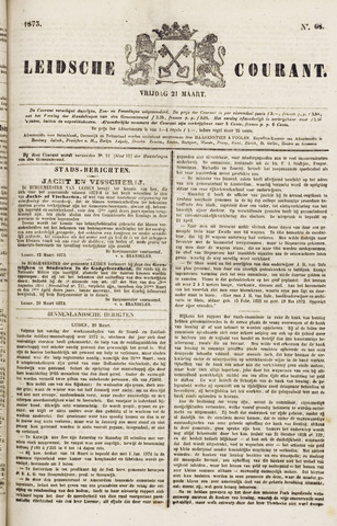 Leydse Courant 1873-03-21