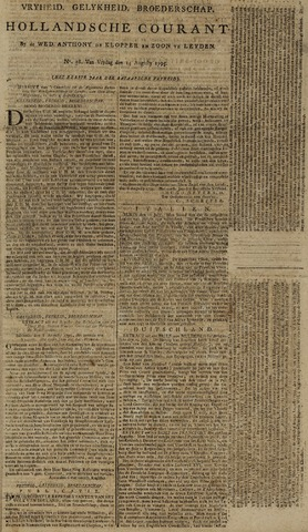 Leydse Courant 1795-08-14