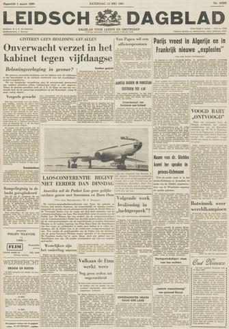 Leidsch Dagblad 1961-05-13