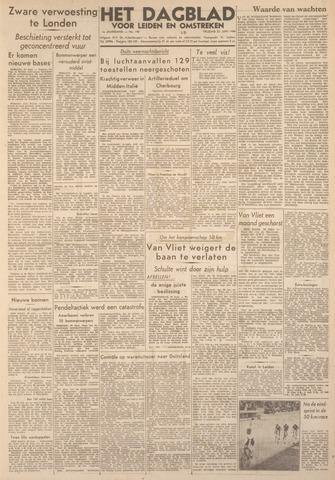Dagblad voor Leiden en Omstreken 1944-06-23