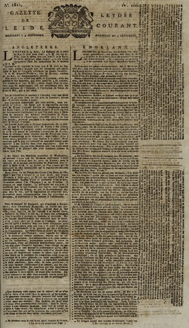 Leydse Courant 1811-09-04