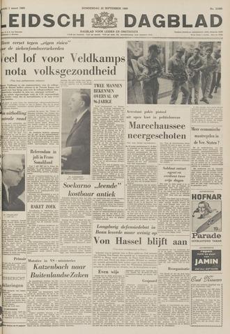 Leidsch Dagblad 1966-09-22