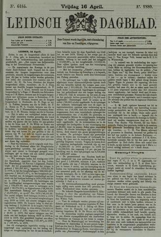 Leidsch Dagblad 1880-04-16
