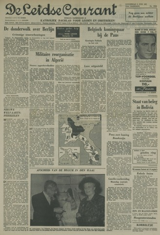 Leidse Courant 1961-06-08