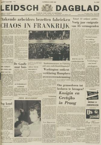 Leidsch Dagblad 1968-05-18