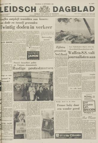Leidsch Dagblad 1966-09-19