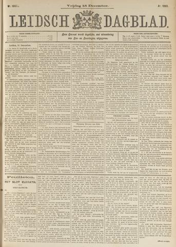 Leidsch Dagblad 1893-12-15
