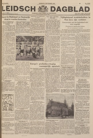 Leidsch Dagblad 1951-09-04