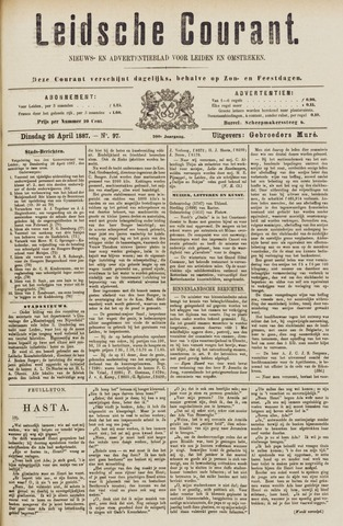 Leydse Courant 1887-04-26