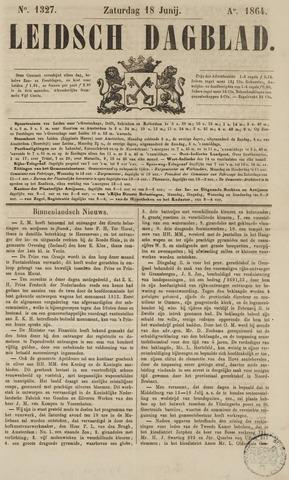 Leidsch Dagblad 1864-06-18