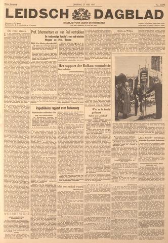 Leidsch Dagblad 1947-05-27