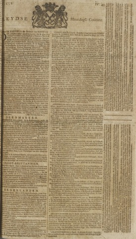 Leydse Courant 1772-04-13