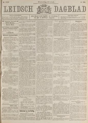 Leidsch Dagblad 1916-07-15