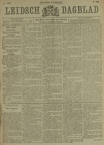 Leidsch Dagblad 1909-01-05