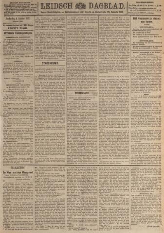 Leidsch Dagblad 1921-10-06