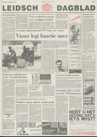 Leidsch Dagblad 1988-01-22