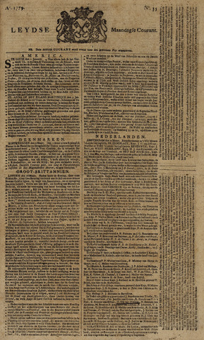 Leydse Courant 1779-03-22