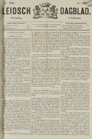 Leidsch Dagblad 1869-02-03