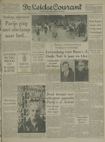 Leidse Courant 1969-03-11