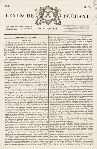 Leydse Courant 1852-07-26