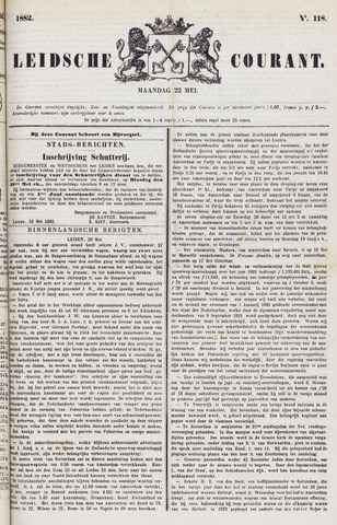 Leydse Courant 1882-05-22