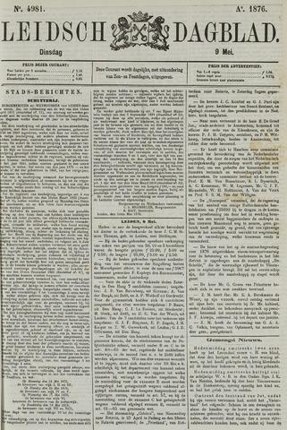 Leidsch Dagblad 1876-05-09