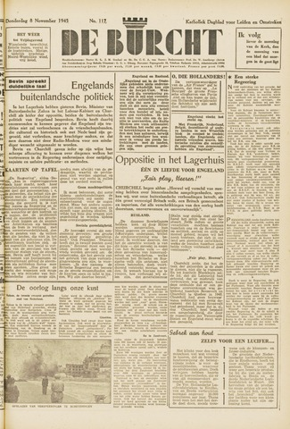 De Burcht 1945-11-08