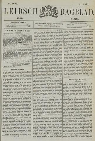 Leidsch Dagblad 1875-04-16