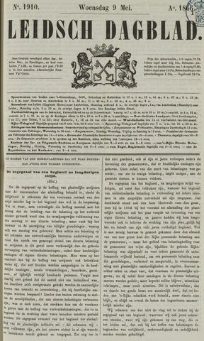 Leidsch Dagblad 1866-05-09