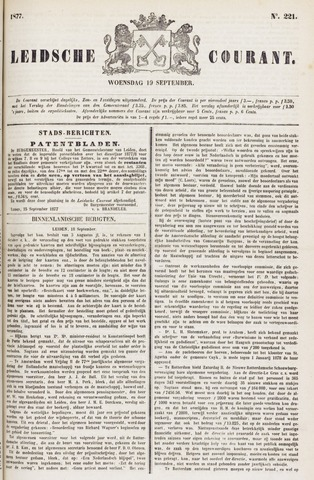 Leydse Courant 1877-09-19