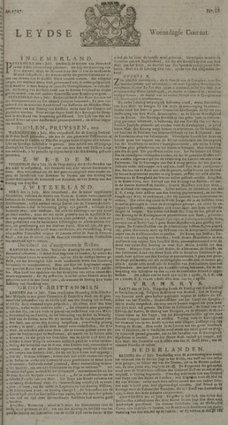 Leydse Courant 1727-07-23
