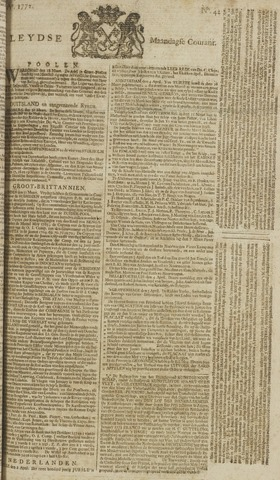 Leydse Courant 1772-04-06