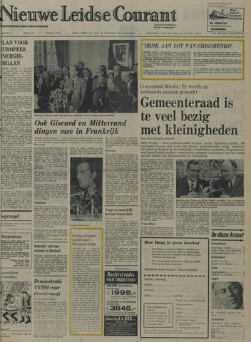 Nieuwe Leidsche Courant 1974-04-09