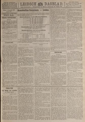 Leidsch Dagblad 1919-12-12