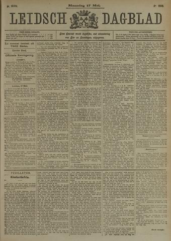 Leidsch Dagblad 1909-05-17