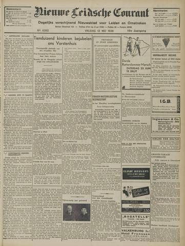 Nieuwe Leidsche Courant 1938-05-13