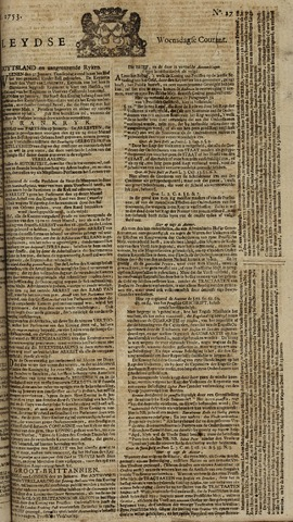 Leydse Courant 1753-02-07
