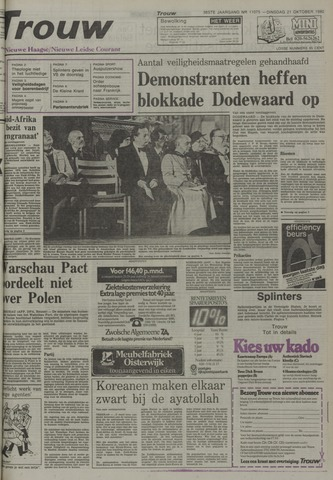 Nieuwe Leidsche Courant 1980-10-21