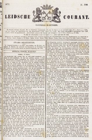 Leydse Courant 1873-10-18