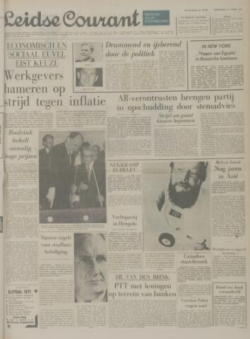 Leidse Courant 1971-04-14