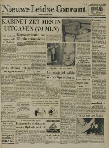 Nieuwe Leidsche Courant 1965-11-06