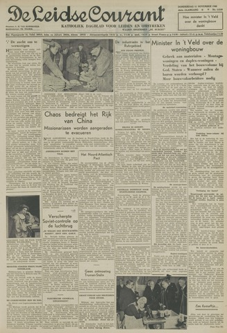 Leidse Courant 1948-11-11