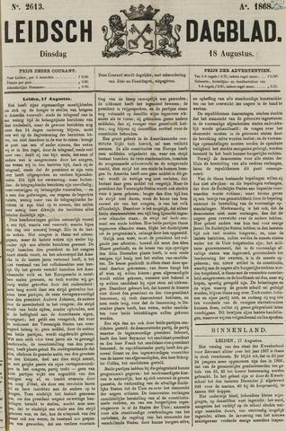 Leidsch Dagblad 1868-08-18