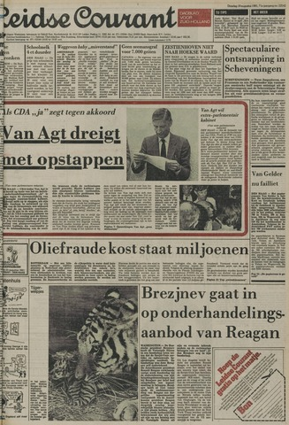 Leidse Courant 1981-08-18