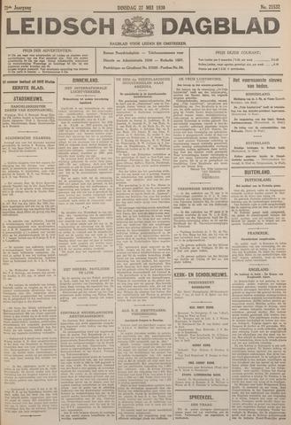 Leidsch Dagblad 1930-05-27