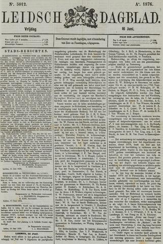 Leidsch Dagblad 1876-06-16