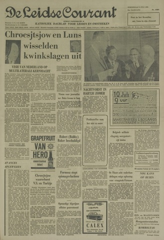 Leidse Courant 1964-07-09