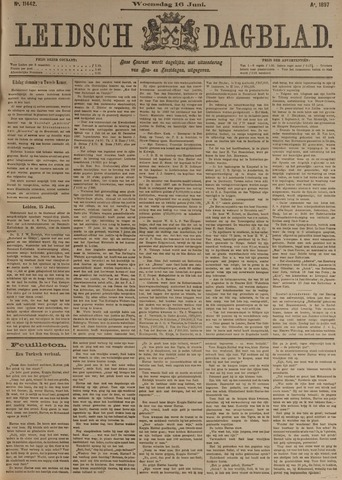Leidsch Dagblad 1897-06-16
