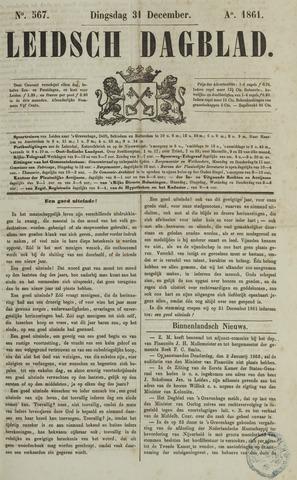 Leidsch Dagblad 1861-12-31